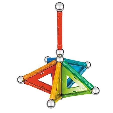Rainbow Juguetes de im/án de neodimio, Geomag GM370 32 Piezas
