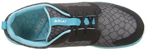 Grey Ariat Fuse Mesh Shoe Women's Athletic Snake wq6IWrq8v