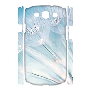 Dandelion DIY 3D Cover Case for Samsung Galaxy S3 I9300,personalized phone case ygtg516003