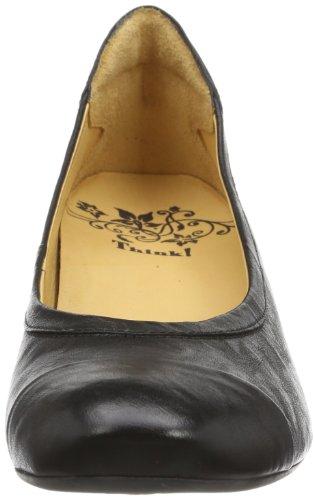 Noir Chaussures Think Kombi 09 Alexia compensées Femme Schwarz Sz 5Hwr7wIqR