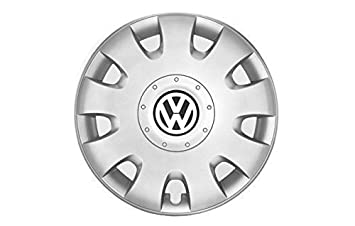 "Original Volkswagen VW Repuestos Set Tapacubos 15"" (Golf 5, 6, ..."