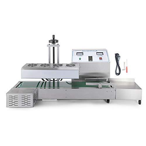 Sumeve Continuous Induction Sealer Automatic Induction Bottle Sealing Machine Bottle Cap Sealer For Cap Diameter 20mm - 80mm 110V 220V (110V) by Sumeve (Image #7)