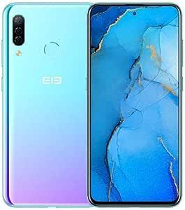 Teléfono Móvil Libre (2020) ELEPHONE A7H, 6,4 Pulgadas Punch-Hole Pantalla, Octa-Core 4GB RAM 64GB ROM Smartphone, Android 9.0 3900mAh Carga Rápida, Reconocimiento Facial, Dual SIM WiFi Azul Cristal: Amazon.es: Electrónica