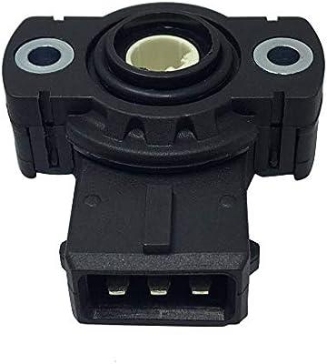 KKmoon TPS Throttle Position Sensor 13631721456 Fit for BMW E30 E36 E38