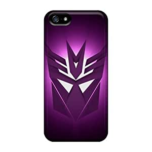 BUD1493mqTa PC Phone Case With Fashionable Look Case For Iphone 6 Plus (5.5 Inch) CoverDecepticons Logo