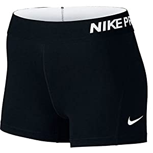 "NIKE 3"" Pro Compression Shorts Black Medium"