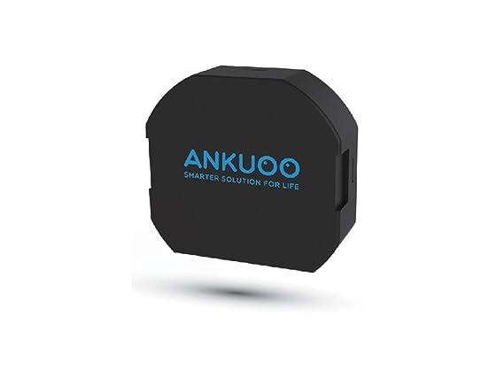 ANKUOO - Interruptor de wifi para el control de la iluminación a través de teléfonos inteligentes ANKUOO REC 4800009
