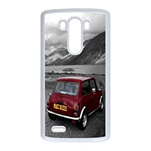 Mini LG G3 Cell Phone Case White Rfkou
