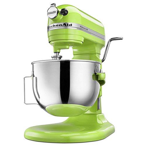 kitchen aid 5 quart mixer green - 8
