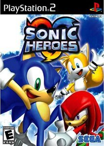 Sonic Heroes - PlayStation 2 (Certified Refurbished) (Sonic Adventure Playstation 2)