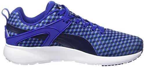 Geometric Zapatillas Blaze Hombre Azul Puma Aril HPEqgxA