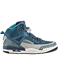 Jordan Spizike Mens Shoes Space Blue/Fusion Pink-Wolf Grey-Tropical Teal 315371-407