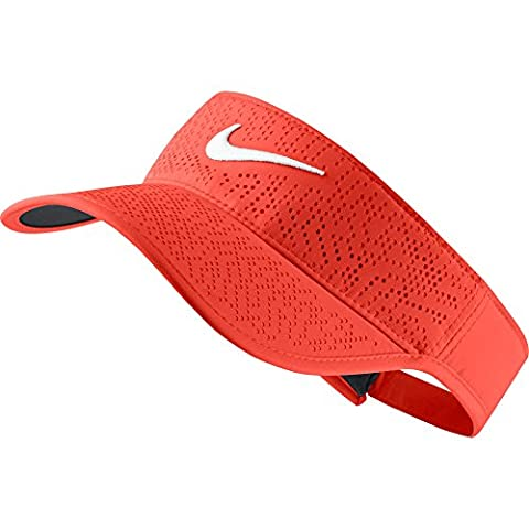 Nike Women's Golf Visor (Max Orange)