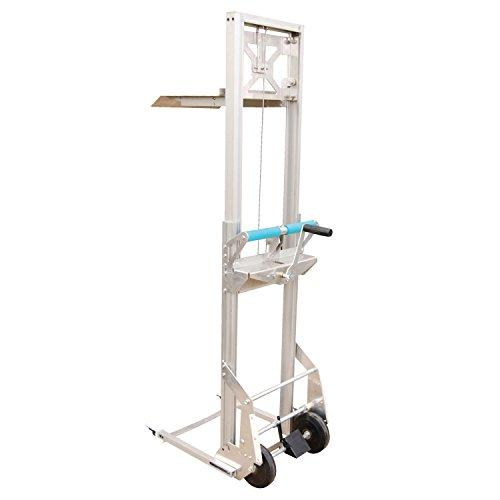 Vestil PALL-200 Portable Aluminum Load Lifter, 200 lb. Capacity, - Fit Pall