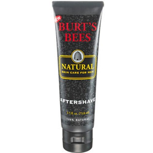 (12 PACK) - Burts Bees - Mens Aftershave | 2.5 ounce | 12 PACK BUNDLE by Burt's Bees