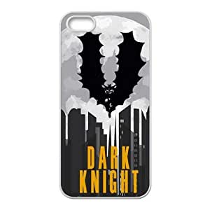 iPhone 4 4s Cell Phone Case White Dark Knight In The City OJ496076