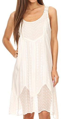 Buy gypsy crochet dress - 1