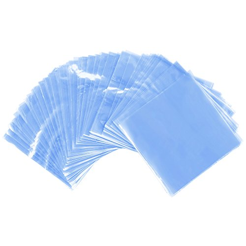 Caydo 300 Pcs 6 X 6 inch Shrink Wrap Bags for Soaps Bath Bombs and DIY Crafts
