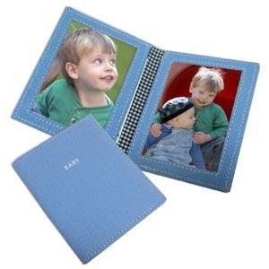 kate spade nyc® BABY Baby blue folding duo - 4x6 -  Kate Spade New York, EH031730/400