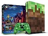 Console Xbox One S 1tb Minecraft Edition