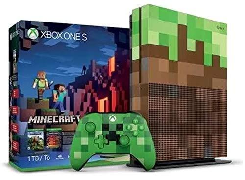 Console Xbox One S 1tb Minecraft