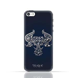 Apple iPhone 7 TPU Silicone Case with Zodiac-Sign-Taurus Design
