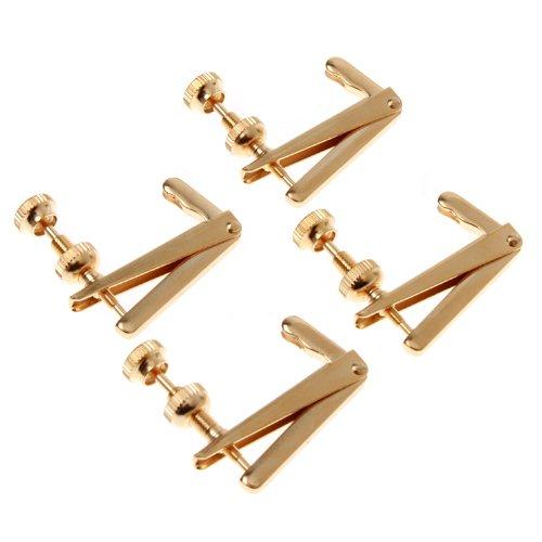 Golden Copper Violin Metal Adjuster product image