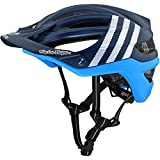 Troy Lee Designs A2 MIPS Limited Edition Adidas Team Adult Off-Road BMX Cycling Helmet - Navy/Light Blue/Small