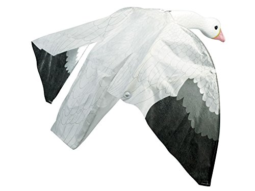 Lucky Duck Snow Goose Magnet Motion Decoy Goose Magnet Decoy