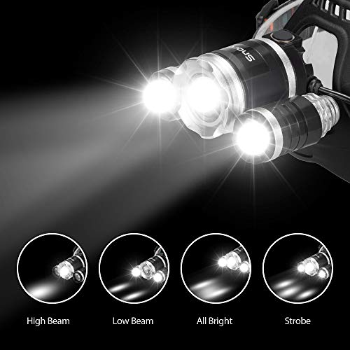 Snorda-LED-Headlamp
