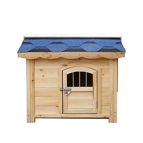 Waterloo Haustier / Heimtierbedarf / Hundehaus / Zwinger / klein mittel groß Hund / Holz / Dog House / Hundebox / Doppel warmes / S, M, L, XL , S