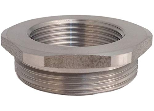 Sealcon RM-5040-SS M50 to M40 Stainless Steel Reducer