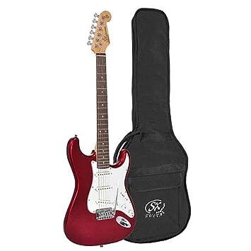 SX Guitars SX ED1-CAR · Guitarra eléctrica: Amazon.es: Instrumentos musicales