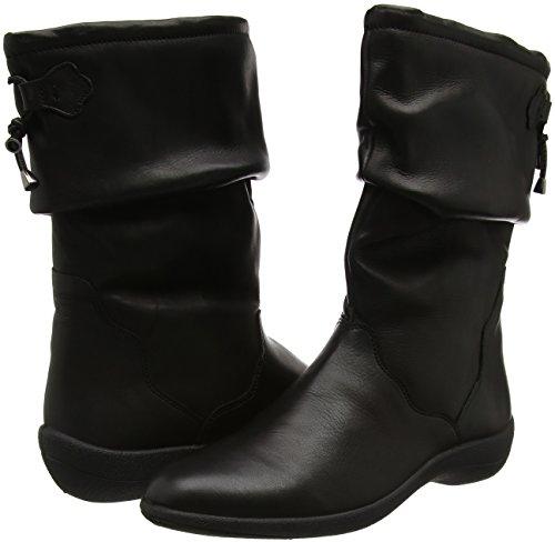 Pour Regan 10 noir Bottines Femmes Noir Padders qa6U5UA