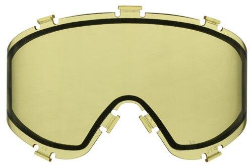 Flex 8 Paintball Goggles - JT Spectra Thermal Lens (Yellow)