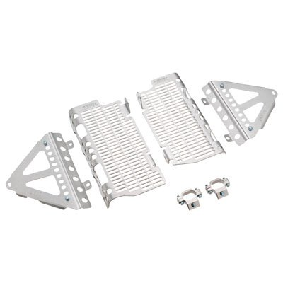 Devol Extreme Radiator Guards for Yamaha YZ250X 2016-2018