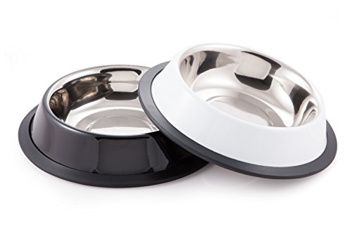 16oz stainless steel bowl - 8