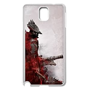 bloodborne 3 Samsung Galaxy Note 3 Cell Phone Case White 53Go-187967