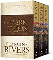 Mark of the Lion Series Gift Collection: Complete 3-Book Set (A Voice in the Wind, An Echo in the Darkness, As