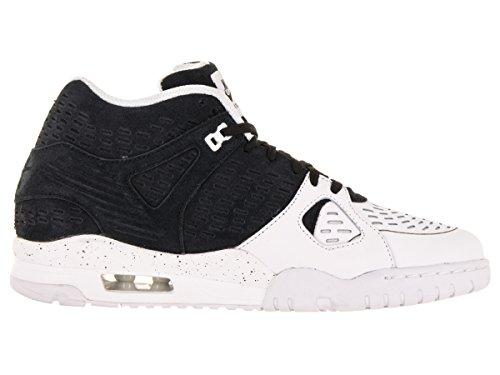 Nike Mens Air Trainer 3 Le Trainingsschoen Zwart / Wit-zwart