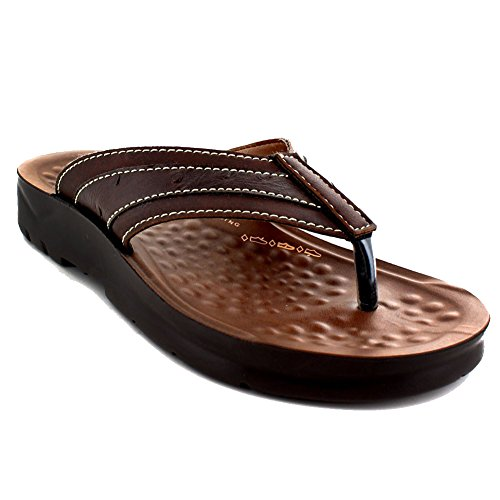 Aerosoft Mens Imperial Lite Sandals Soft Brown ZLawWVV