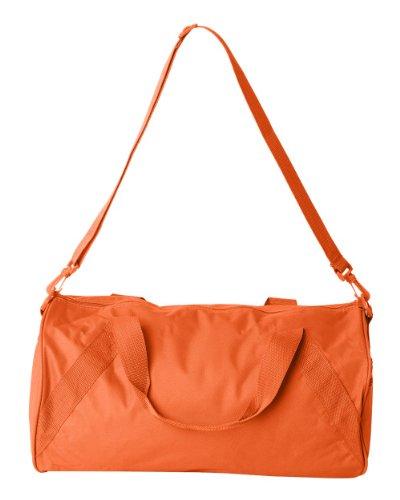 Liberty Bags Barrel Duffel OS Maroon ()