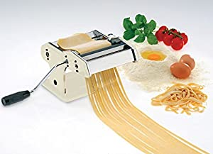 SCHEFFLER Nudelmaschine für 7 Nudelstärken Pastamaschine Pastamaker sales by...