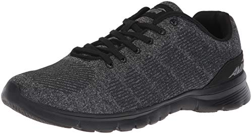 Avia Men's Avi-Rift Sneaker, Iron Grey/Black, 10 Medium US]()