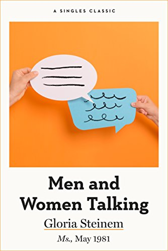 Men and Women Talking (Singles Classic)
