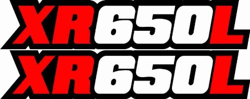 Xr650l Decals Graphics Swingarm Stickers Mx Dirtbike Xr650 Xr 650 650l