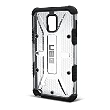 UAG Samsung Galaxy Note 4 Feather-Light Composite [ICE] Military Drop Tested Phone Case