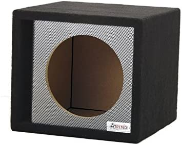 """Atrend A332-10 Dual 10/"""" Car Subwoofer Enclosure for 1997-1999 For Ford F150"""