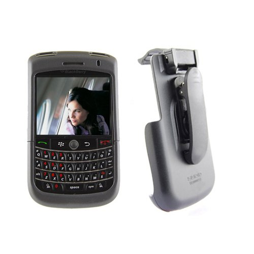 Seidio Innocase II Surface Case and Holster Combo for BlackBerry Tour 9630 - Gray