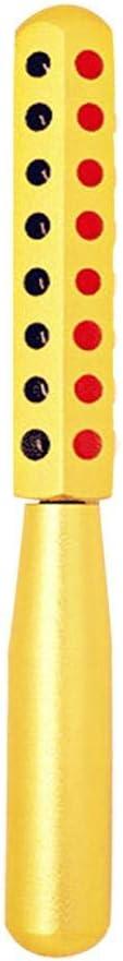 Househome Rodillo de Masaje Facial con 30 Piedras Preciosas de germanio Piel Facial Reafirmante Lifting Herramienta de Belleza antienvejecimiento.